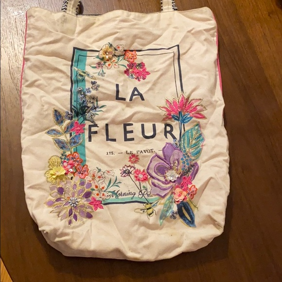 Accessorize Handbags - Accessorize La Fleur floral bag